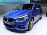 2014 BMW 2-Series Active Tourer: Live Photos From Geneva Show