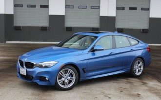 2014 BMW 3-Series Gran Turismo: First Drive