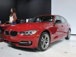 2014 BMW 328d: Diesel Sport Sedan At New York Auto Show