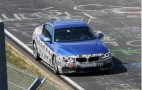 2014 BMW 4-Series With M Sport Package Spy Shots