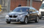 2014 BMW 5-Series Gran Turismo Spy Shots