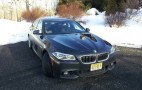 2014 BMW 535d xDrive Diesel Sedan: Fuel Economy Drive Review