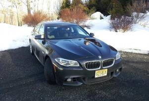 2014 BMW 535d xDrive Diesel Sedan: Fuel Economy Drive Review