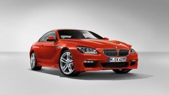 2014 BMW 6-Series M Sport Edition