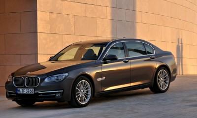 2014 BMW 7-Series Photos