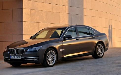 2014 BMW 7-Series
