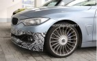 2014 BMW Alpina B4 Biturbo Spy Shots