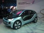 2014 BMW i3 concept live photos, 2011 Frankfurt Auto Show