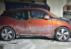 Driving electric cars in winter: tips from experienced owner