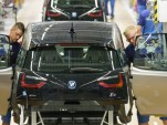 2014 BMW i3 Electric Car: Production Begins Today In Germany