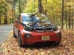 2014 BMW i3 REx, Catskill Mountains, New York, Oct 2014
