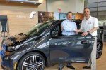 BMW i3 REx: Road-Trip