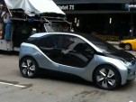 2014 BMW i3 spotted in Chicago