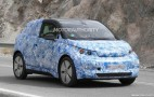 2014 BMW i3 Electric Car Spy Video