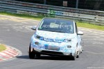 2014 BMW i3 spy shots