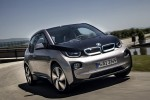 BMW Launches I