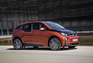 BMW i3 Electric Car Owners To Get Free DC Fast Charging Through 2015