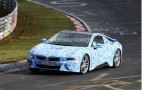 2014 BMW i8 Hits The Nrburgring: Video