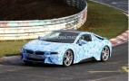 2014 BMW i8 Spy Shots (With Interior)