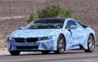 2014 BMW i8 Spy Shots (With Interior)
