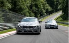 2014 BMW M3 Sedan & M4 Coupe: First Official Technical Details