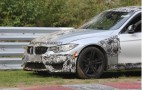 2014 BMW M3 Sedan Crashed On The Nürburgring: Photos