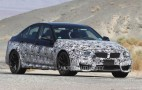 2014 BMW M3 Sedan (F30) Spy Video