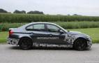 2014 BMW M3 Spy Video
