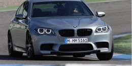 2014 BMW M5