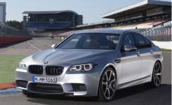 2015 BMW M5 Photos