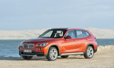 2014 BMW X1 Photos