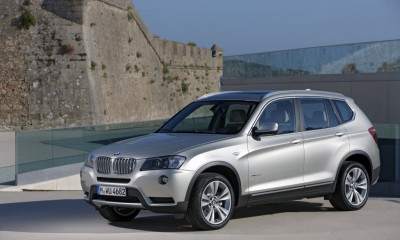 2014 BMW X3 Photos