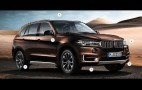 Is This The 2014 BMW X5?