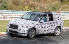 2014 BMW X5 M Spy Video