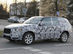 2014 BMW X5 spy shots
