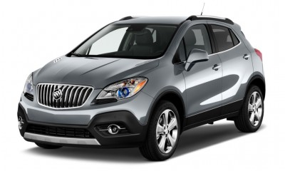 2014 Buick Encore Photos