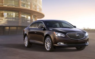 2014 Buick LaCrosse Priced Below $35,000