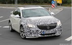 2014 Buick Regal Spy Shots