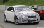 2014 Buick Regal GS Spy Shots