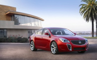 2014 Buick Regal Driven; Priced From $30,615