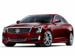 2015 Cadillac ATS Sedan Gets Coupe Styling, Updated Tech