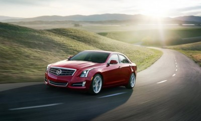 2014 Cadillac ATS Photos
