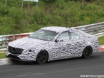 2014 Cadillac CTS spy shots