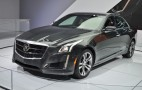2014 Cadillac CTS: Best Car To Buy 2014 Nominee