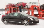 2014 Cadillac ELR Luxury Coupe Begins Shipping To Dealers