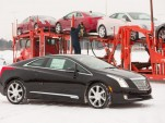 2014 Cadillac ELR at Detroit-Hamtramck