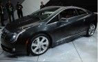 2014 Cadillac ELR Live Photos From The 2013 Detroit Auto Show