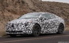 2014 Cadillac ELR Spy Shots