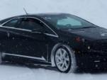 2014 Cadillac ELR winter testing