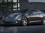2014 Cadillac ELR: Variable Electric Regen Via Paddle Shifters